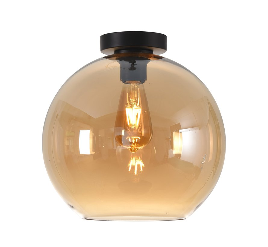Plafondlamp Marino 30cm - Amber