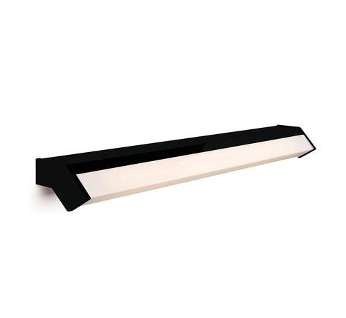 Artdelight Wandlamp Mirror 88 - Zwart