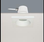 Artdelight Inbouwspot Bados Vierkant - Wit