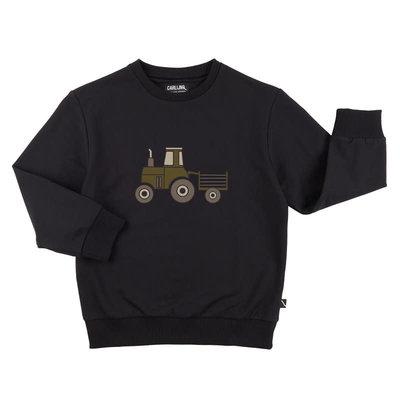 Carlijn Q Carlijn Q Sweater Tractor Black