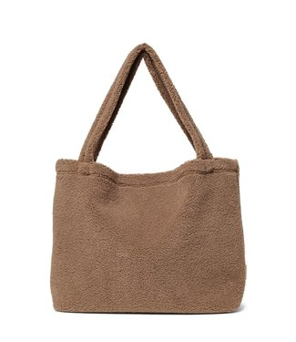 Studio Noos Mom Bag Brown Chunky Teddy