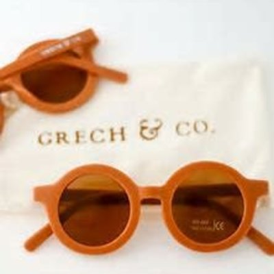 Grech en Co Zonnebril Rust