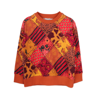 Ammehoela Sweater Patchwork