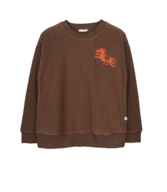 Ammehoela Sweater Brown Rocky