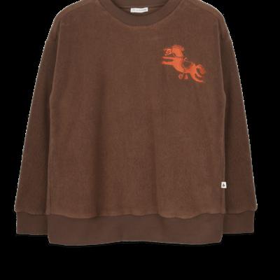 Ammehoela Sweater Brown Rocky