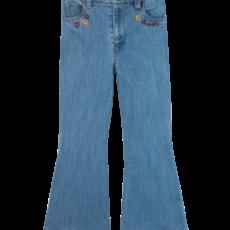 Spijkerbroek Flared