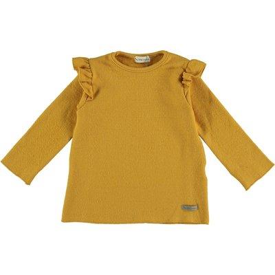 My Little Cozmo Sweater Mustard Charlotte Mini