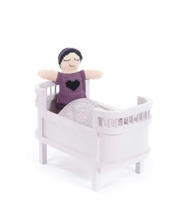 Smallstuff Rosaline Doll Bed mini