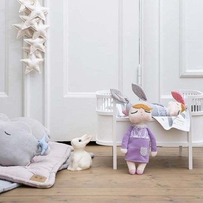 Smallstuff Rosaline Doll Bed Groot