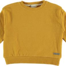 My Little Cozmo Sweater premium knit Mustard DUNDEEK