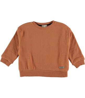 My Little Cozmo Sweater premium knit Rust DUNDEEK
