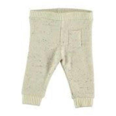 My Little Cozmo Broekje Ivory Premium Knit
