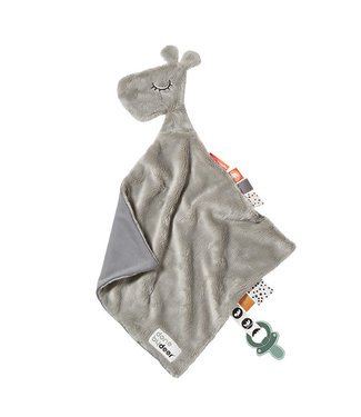 Done by deer Raffi knuffeldoek Grey
