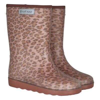 Thermoboot Leopard Rose