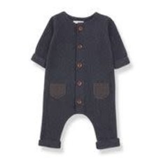 1+ in the family Jumpsuit Montblanc Pine/Blue Notte