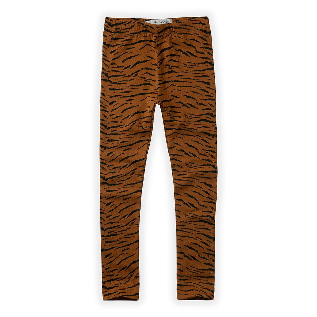 Sproet & Sprout Legging tijger
