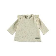 My Little Cozmo Sweater Ivory Charlotte Mini
