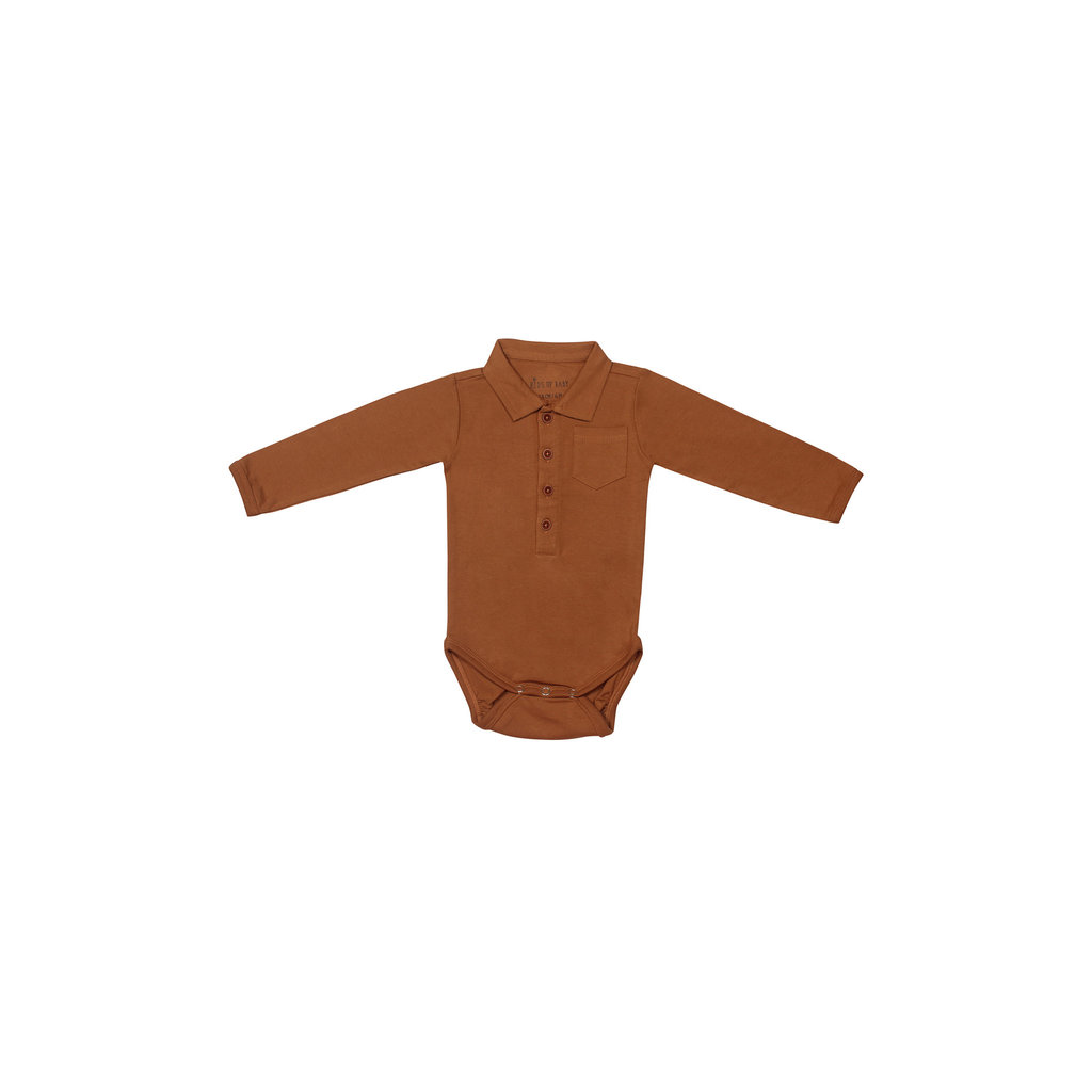Kids Up Romper Felix Camel
