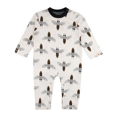 Turtledove Playsuit Honey Bee