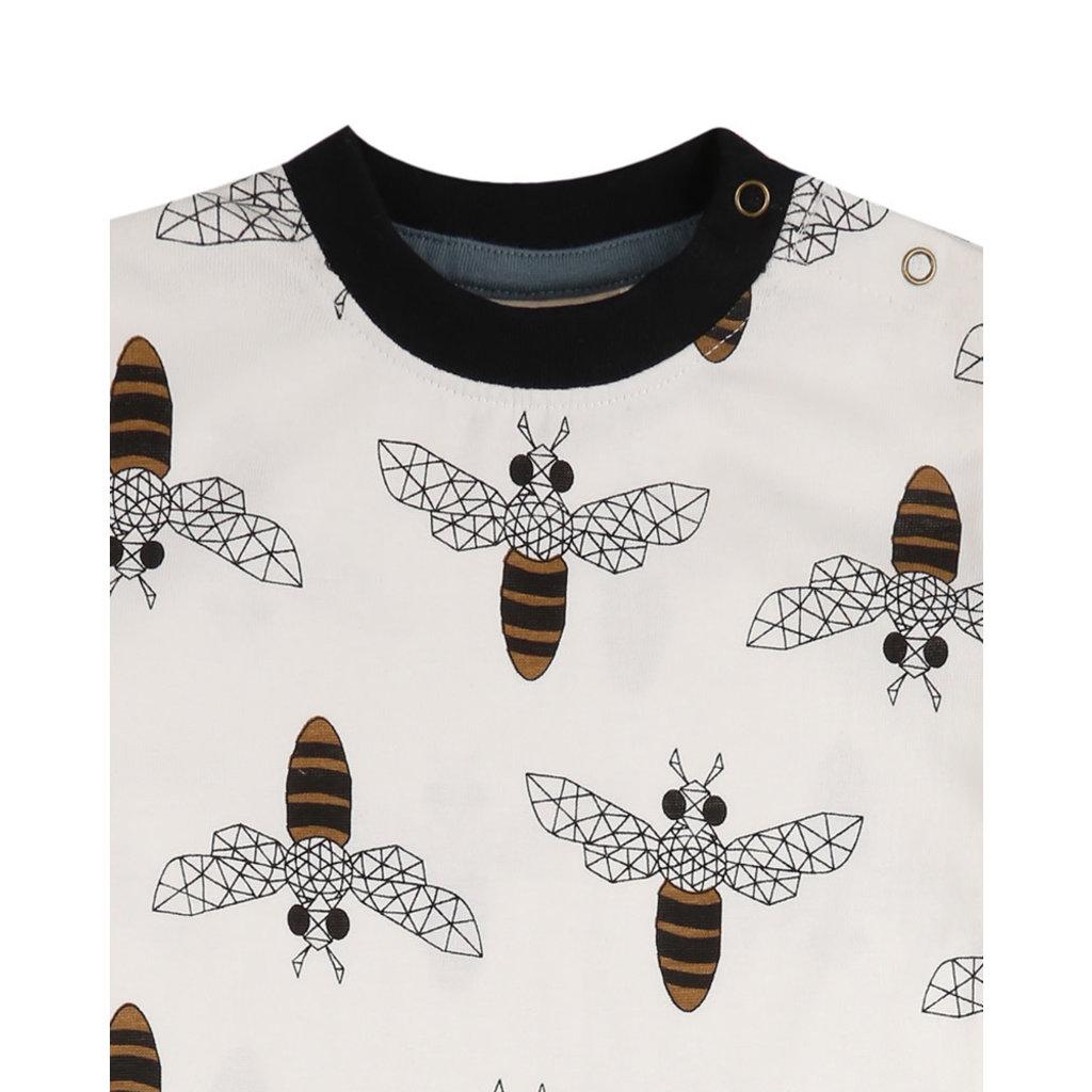 Turtledove Playsuit Honey Bee