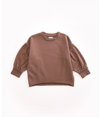 Jersey Sweater Purplewood