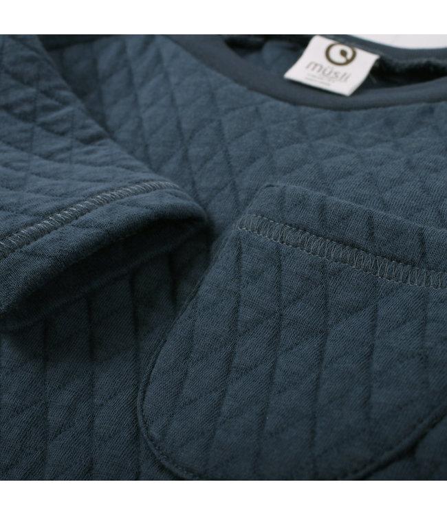 Freds World Sweater Quilt Midnight