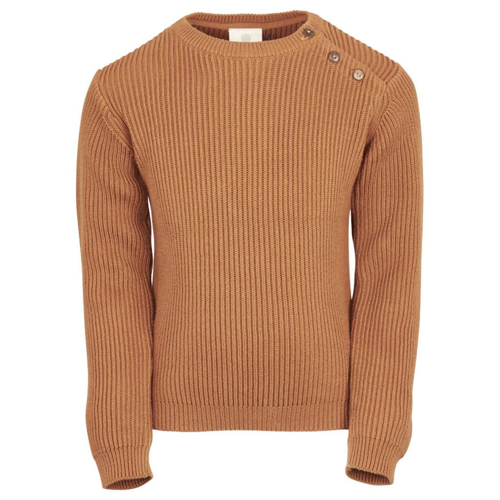 En Fant Pullover Knit GOTS
