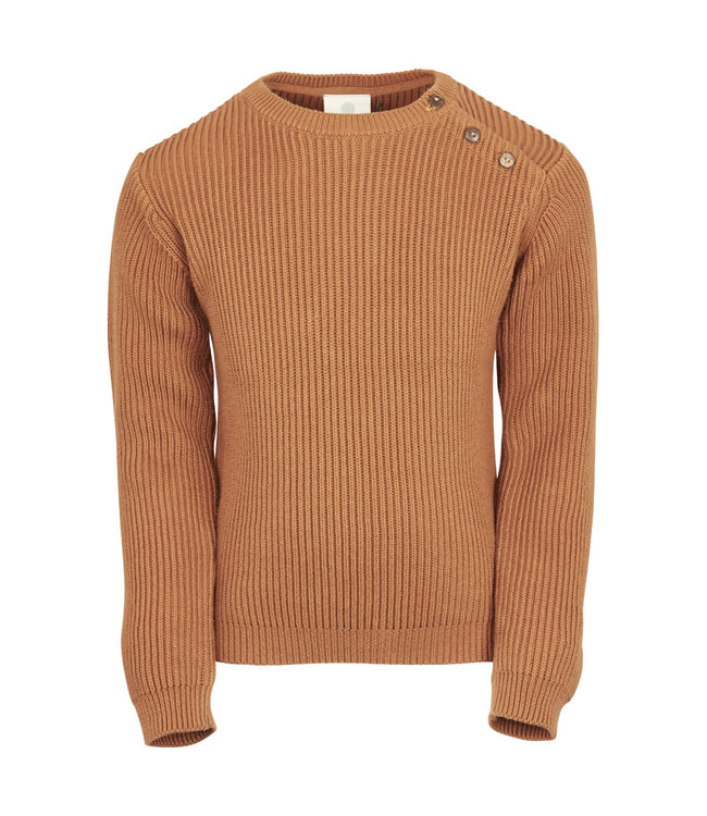 Pullover Knit GOTS