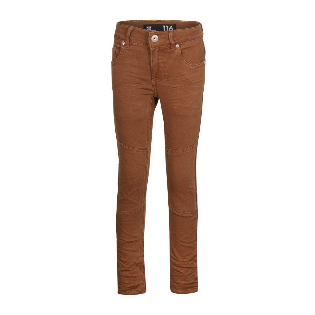 Dutch Dream Denim Spijkerbroek Bruin AINA