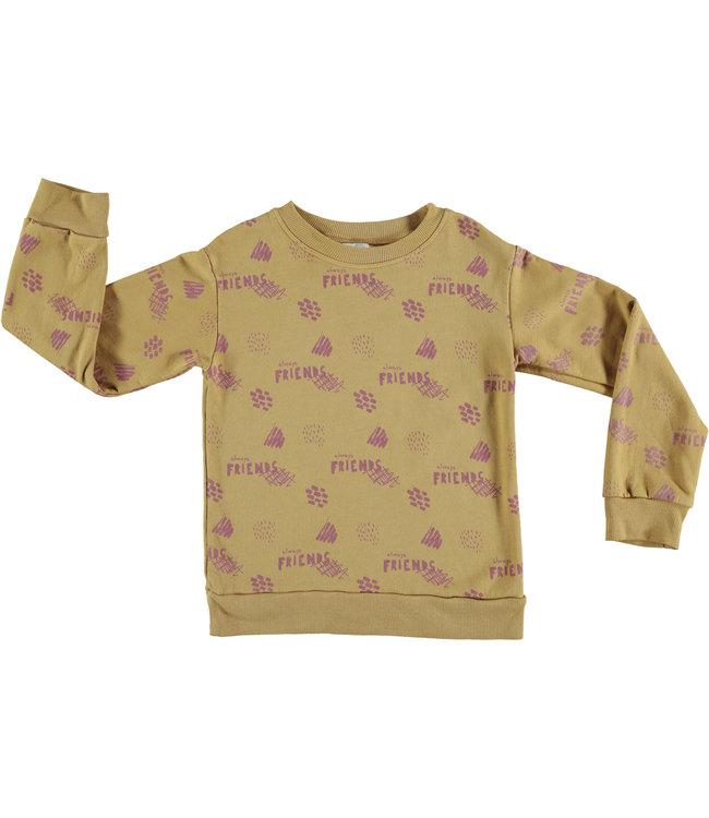 Pinata Pum Sweater ochre Friends