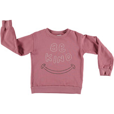 Pinata Pum Sweater Mecurio Clay BE KIND