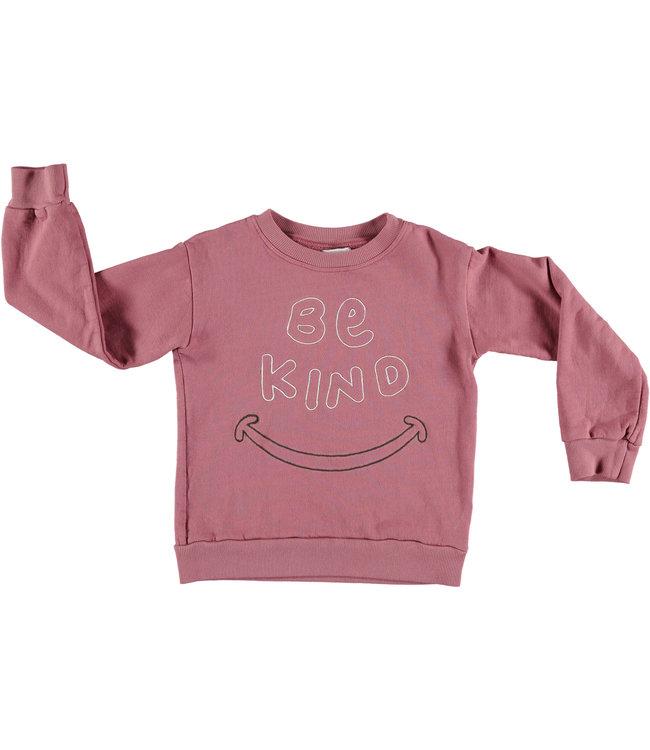 Pinata Pum Sweater Mecurio Clay BE KIND