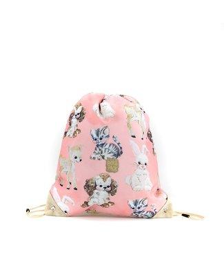 Pick n Pack Gymbag Cute Animal