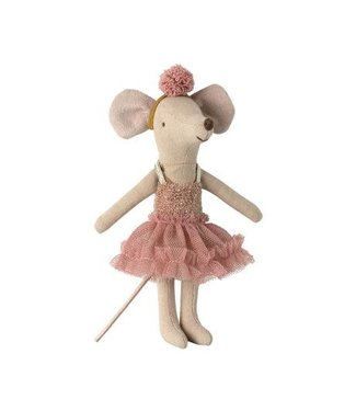 Maileg Dance Mouse Big Sister Mira Belle