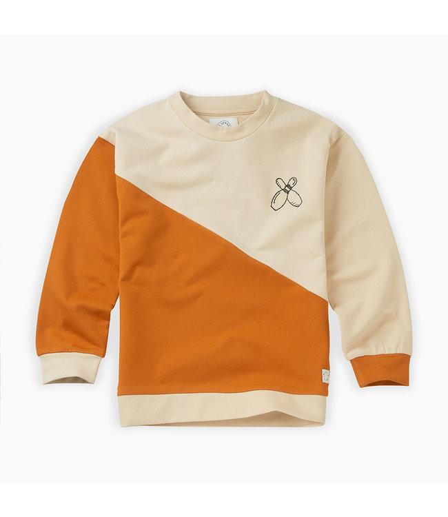 Sweatshirt Coulorblock