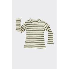 Pinata Pum Tshirt green stripes
