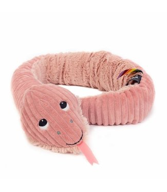 Les Deglingos roze slang