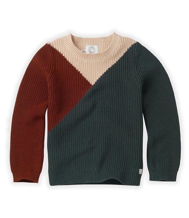 Sweater color black