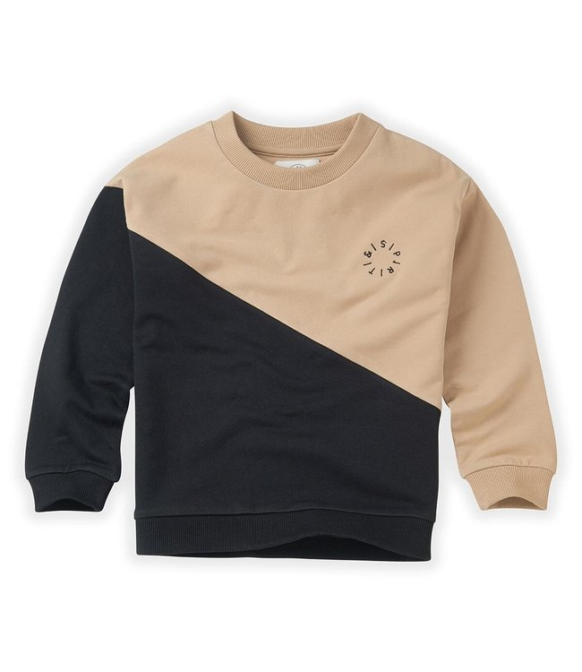 Sweatshirt Color Block