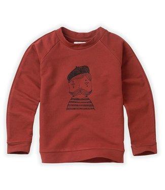 Sweatshirt Raglan Pierrot