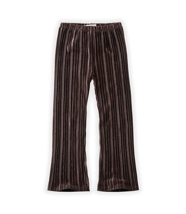 Pants Velvet Pleads