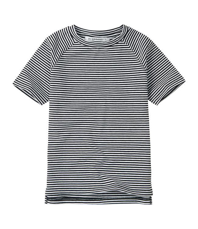 Mingo Tshirt Stripe Basic