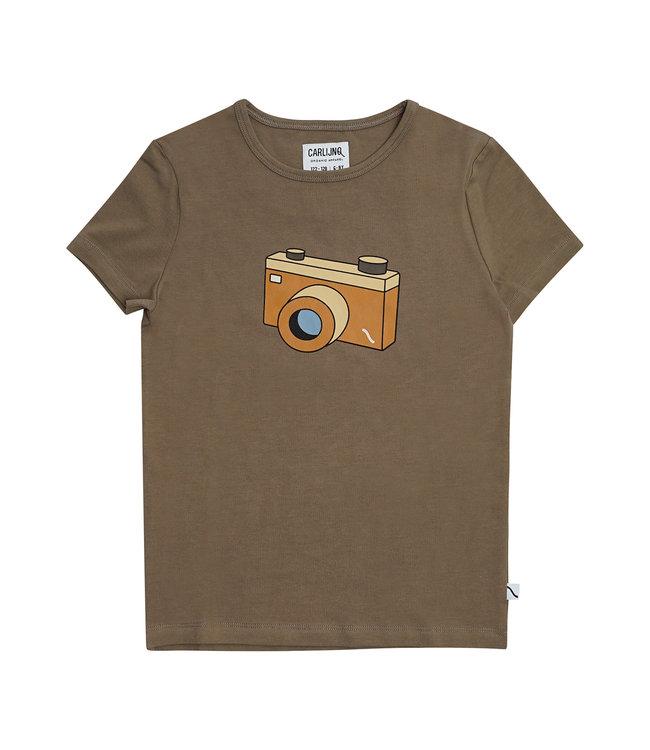 Carlijn Q Tshirt Photo Camera