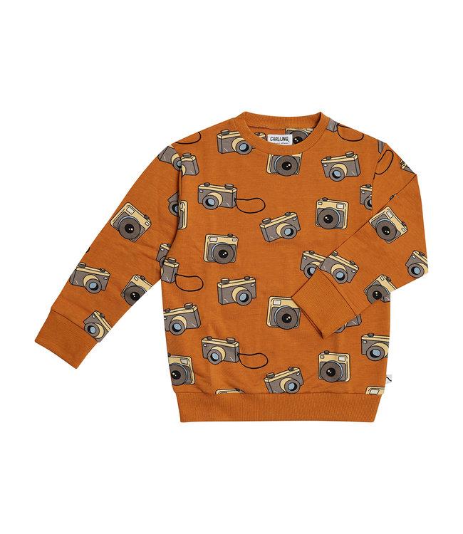 Carlijn Q Sweater Photo Camera