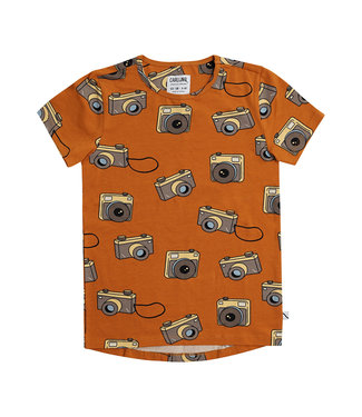 Carlijn Q Tshirt short sleeve Camera