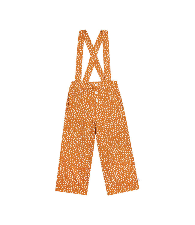Carlijn Q Culotte with Straps Golden Sparkles