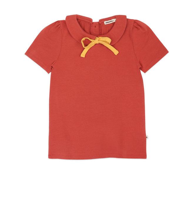 Ammehoela Tshirt Remmy Cinnebar