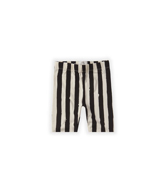 legging short Painted Stripe