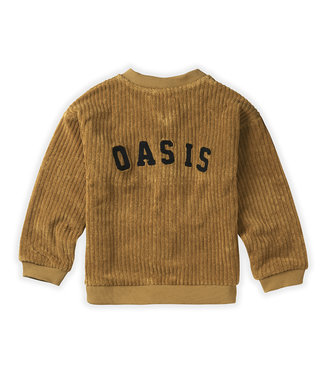 Jacket Quilted Oasis