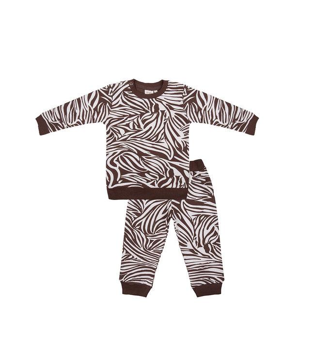Little Indians Pyjama Zebra